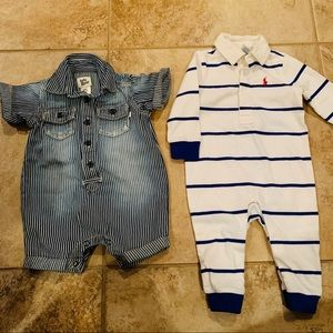 Baby boy 6 month sets
